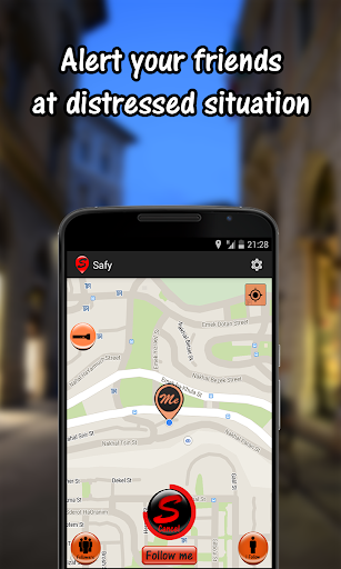 Safy - Safety App for You