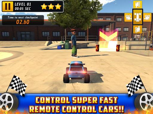 The Rc Car Race 2015