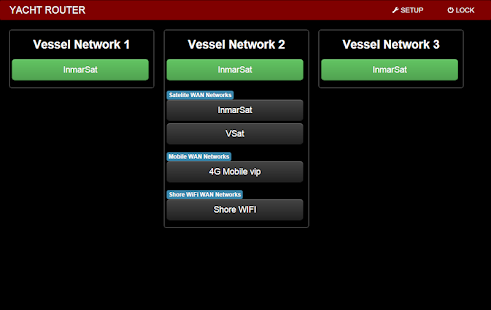 Yacht Router - screenshot thumbnail
