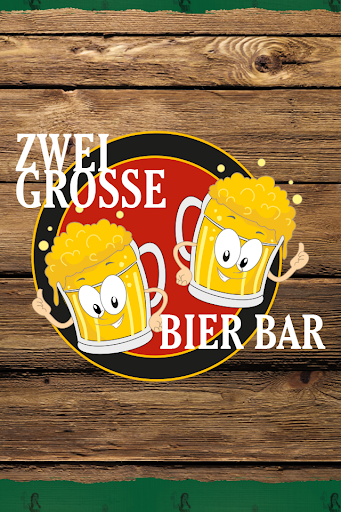 Zwei Grosse Bier Bar