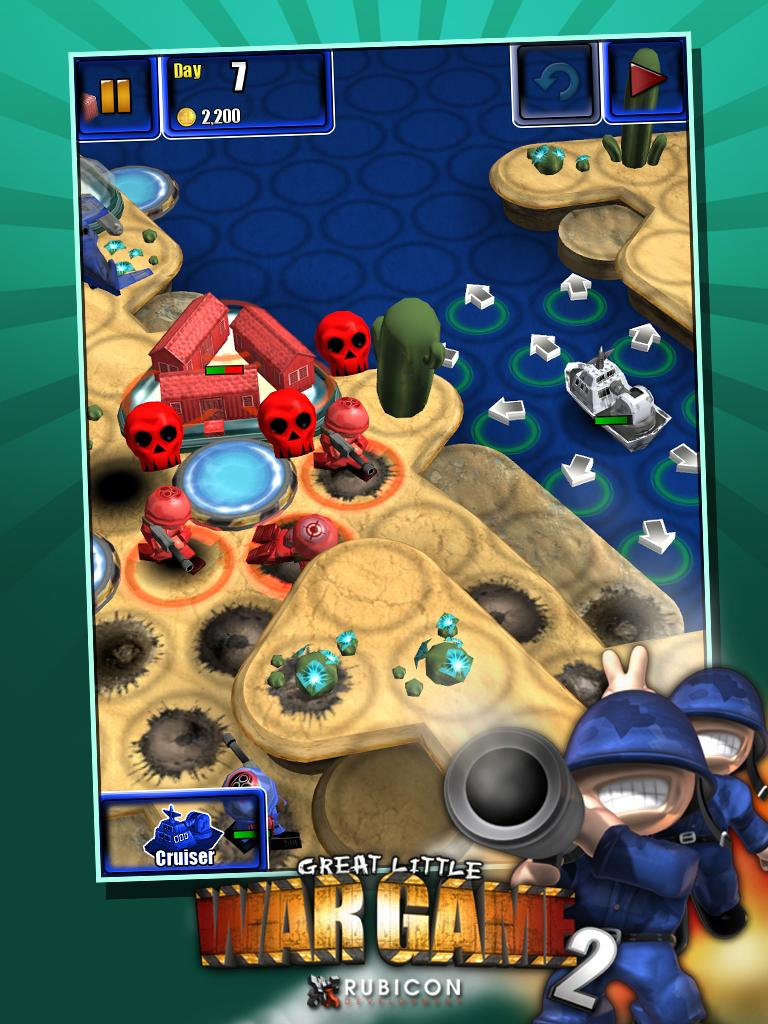 Great Little War Game 2 screenshot #9