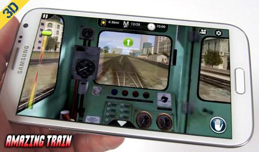 Amazing Train 3D