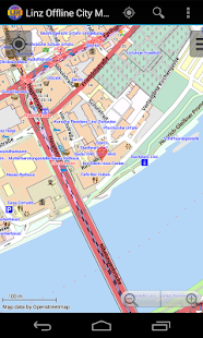 Linz Offline City Map- screenshot thumbnail