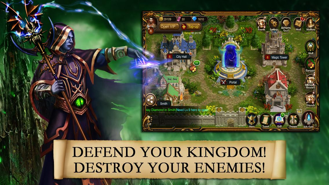 Legend of Lords - screenshot