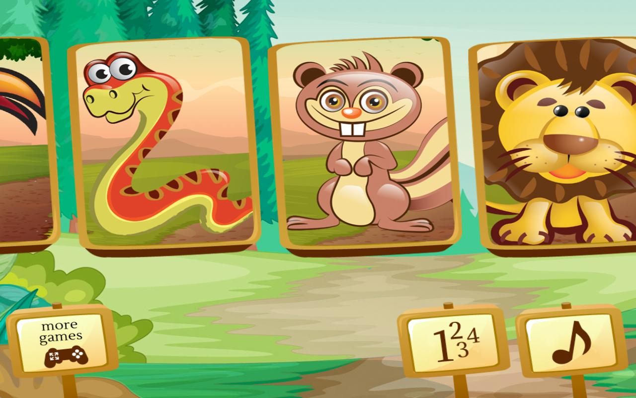 In The Zoo : Connect Dots- screenshot