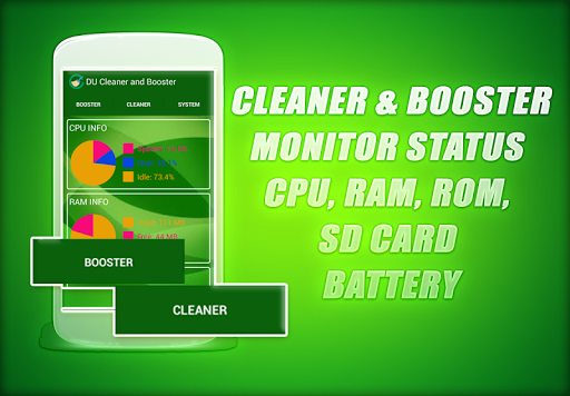 Cleaner Booster 360 Antivirus