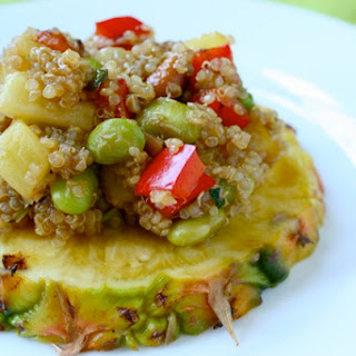 Pineapple Quinoa Recipe