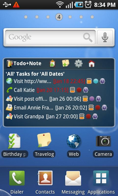 To-do + Notes Pro- screenshot
