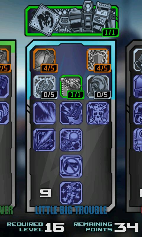 Borderlands 2 Skill Trees - screenshot