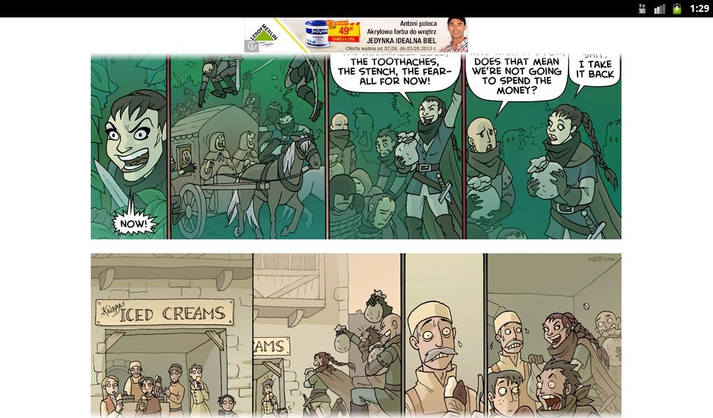 Oglaf - screenshot