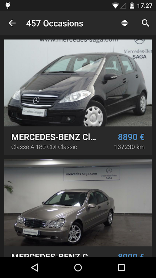 SAGA Mercedes-Benz- screenshot