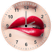 Red Lips Widget