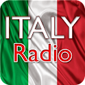 Italy Radio – With Recording logo