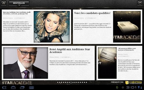Star Académie- screenshot thumbnail