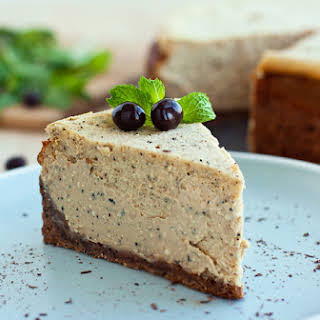 Irish Coffee Cheesecake.
