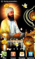 Screenshot of Guru Tegh Bahadur Ji Wallpaper
