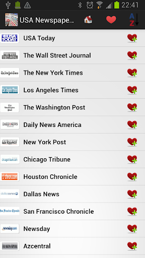 USA Newspapers And News