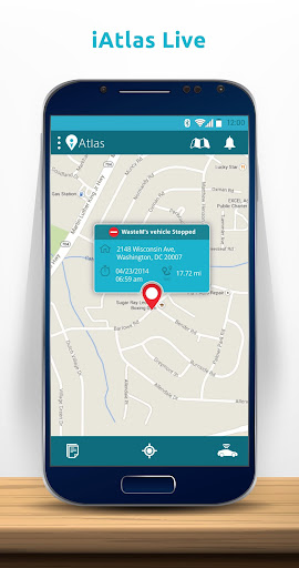 iAtlas GPS