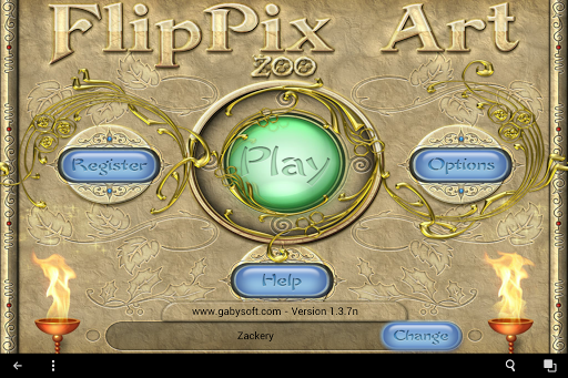 FlipPix Art - Zoo for PC