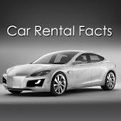 Car Rental Facts