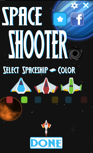 Space Shooter TNT