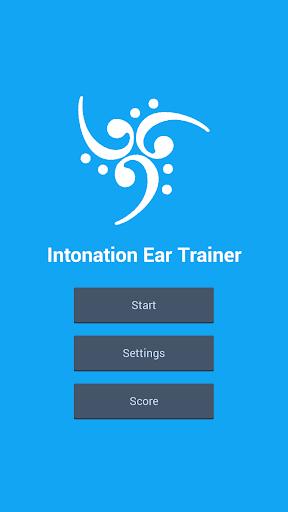 Intonation Ear Trainer