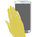 Wave Answer Control Icon