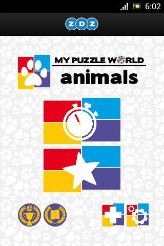 Animals Puzzle – MPW