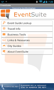 EventSuite - screenshot thumbnail