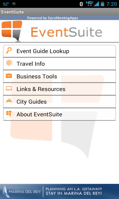 EventSuite - screenshot