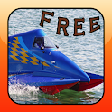 Boat Racing 3D Water Race Game icon