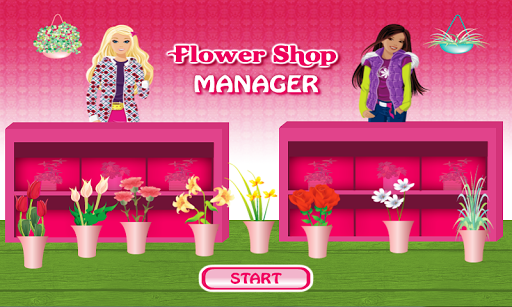 Manager Flower Girl