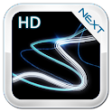 Elect. Next Launcher Theme HD icon