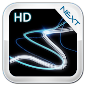 Elect. Next Launcher Theme HD