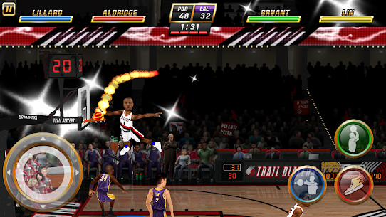 NBA JAM by EA SPORTS v04.00.08 Mod APK 6