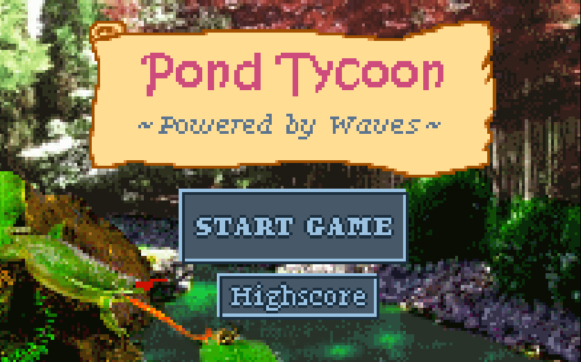 Pond Tycoon- screenshot