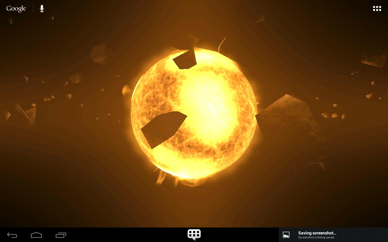 Solar Power - screenshot