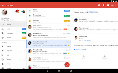 Gmail APK screenshot thumbnail 6