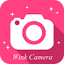 Wink Camera  - Makeup APK icon