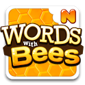 Words with Bees HD FREE icon