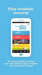 Smart Karaoke: everysing Sing! - screenshot thumbnail