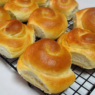 Quick Potato Rolls Recipe