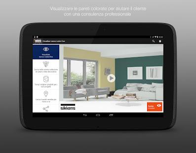 Sikkens it app su google play for App per progettare casa