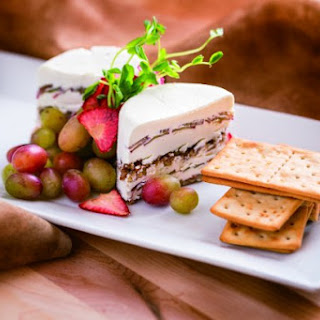 Goat Cheese, Grape And Walnut Spread