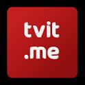 Tvit.Me - Long tweet writer icon