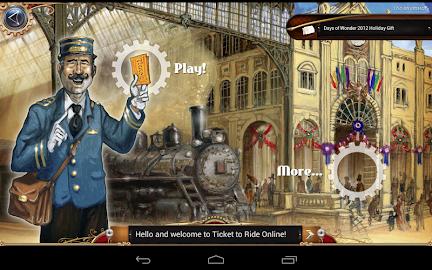 Ticket to Ride Screenshot 14