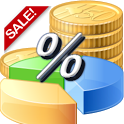 Discount & TipSplit Calculator icon