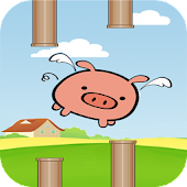 Flying Pig - Tap The Piggie!