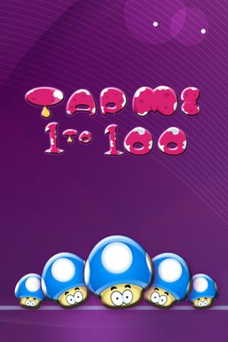 解謎必備免費app推薦|Tap Me 1 To 100線上免付費app下載|3C達人阿輝的APP
