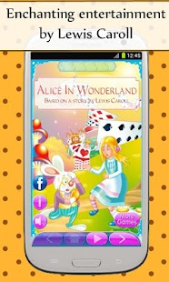 Alice in Wonderland FREE - screenshot thumbnail